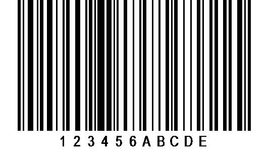 code 128 img