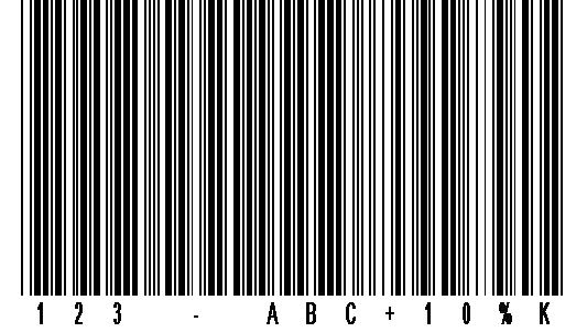 code 39 guide