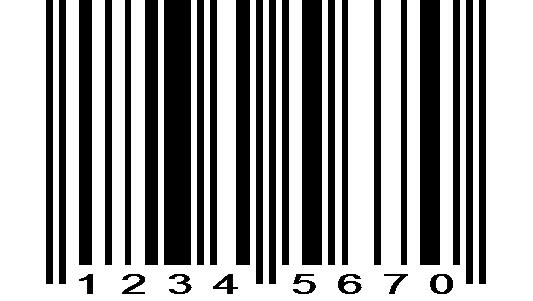 Юбилеем лет, открытка двойная штрих код