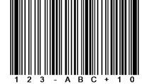 code 93 barcode generator