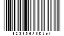 ean 128 barcode generator