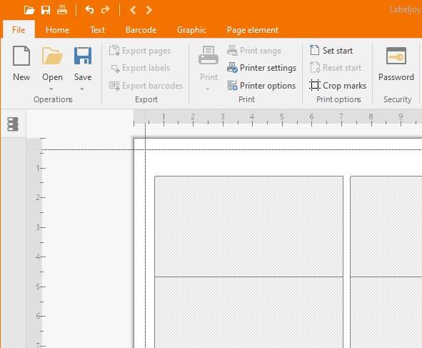 Adding text elements