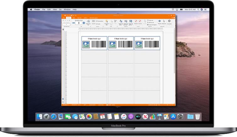 Install Labeljoy on Mac