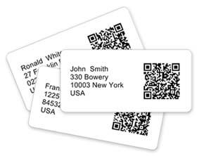 QR Code Labels