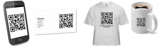 Make your own qr code