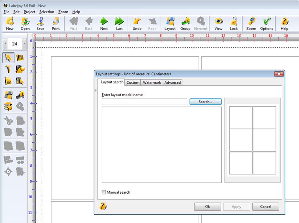 Captures d 39 cran de labeljoy le meilleur logiciel d for Le meilleur logiciel