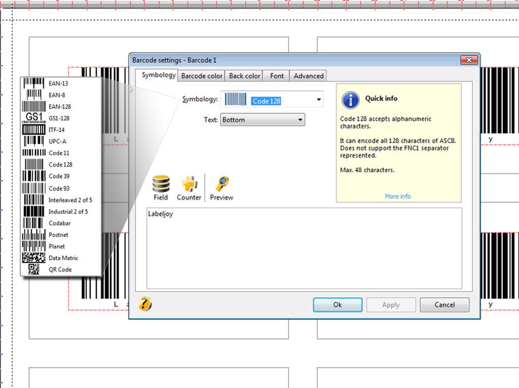 Captures d 39 cran de labeljoy le meilleur logiciel d for Photo ecran logiciel