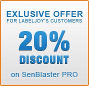Sendblaster offer