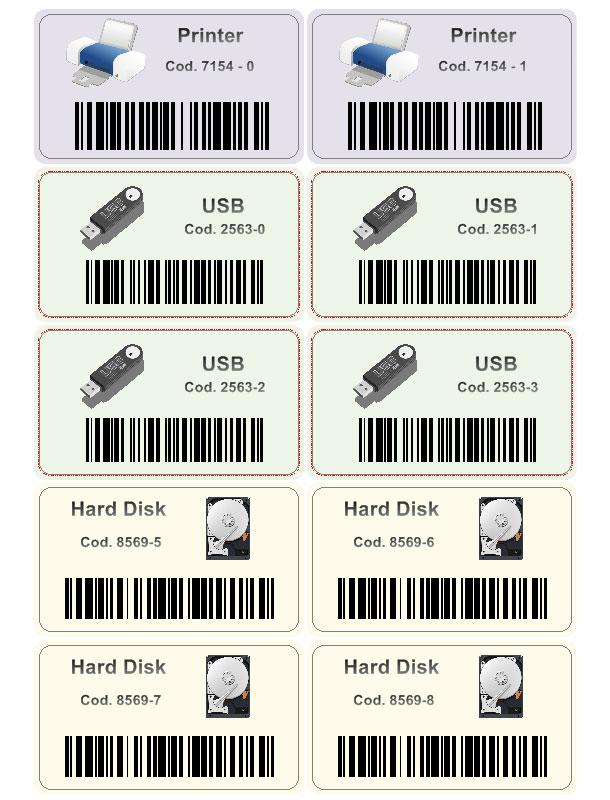 tiquette de code barre labeljoy labels printing software barcodes generator. Black Bedroom Furniture Sets. Home Design Ideas