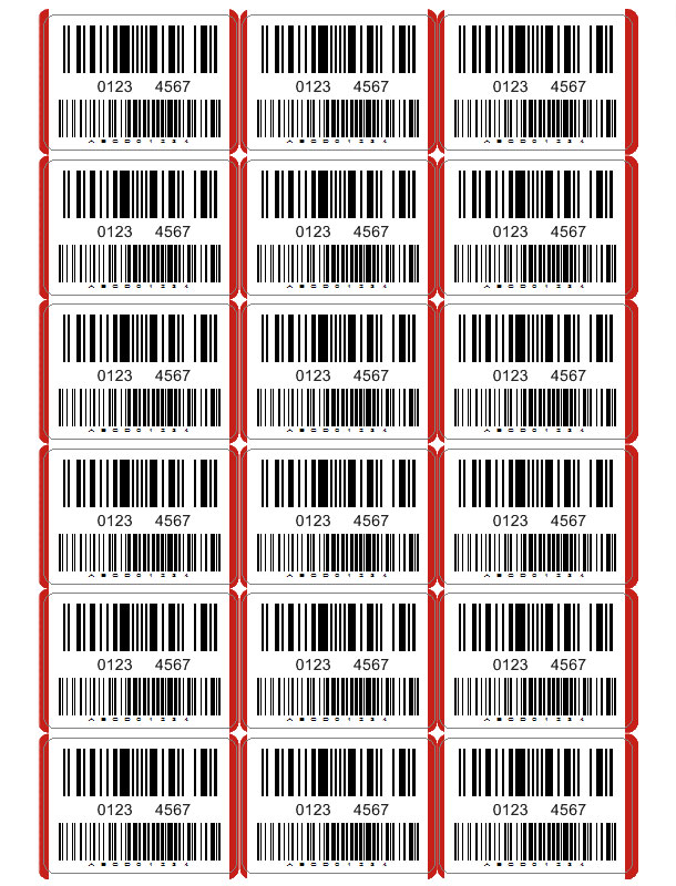 Barcode Label Making Program