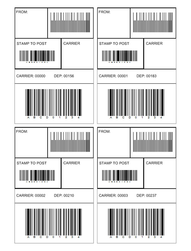 Barcode Labels Labeljoy Barcode Software Generator
