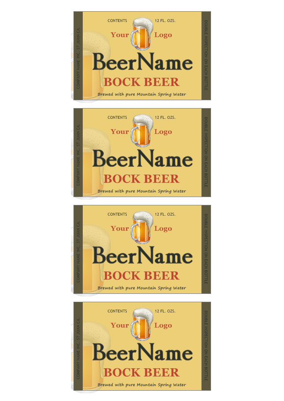 beer labels labeljoy best barcode label printing software ean