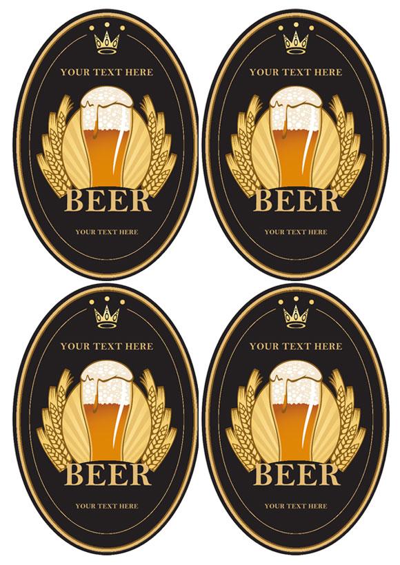 bier label 171 labeljoy labels printing software
