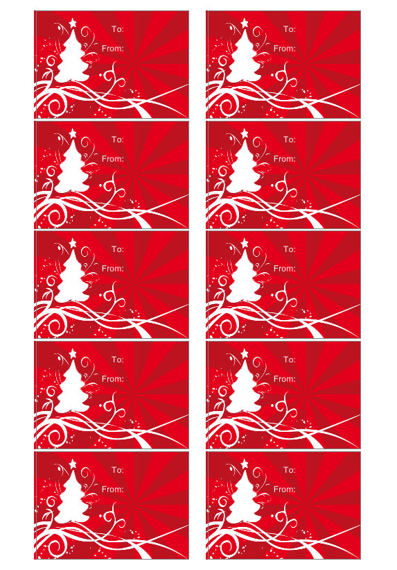Christmas tag template search results calendar 2015 for Christmas tags templates