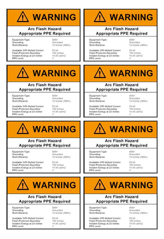 Warning labels templates | Chemical labels maker | Labeljoy
