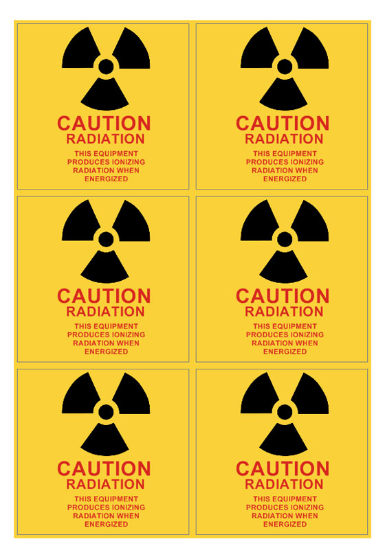 warning labels templates