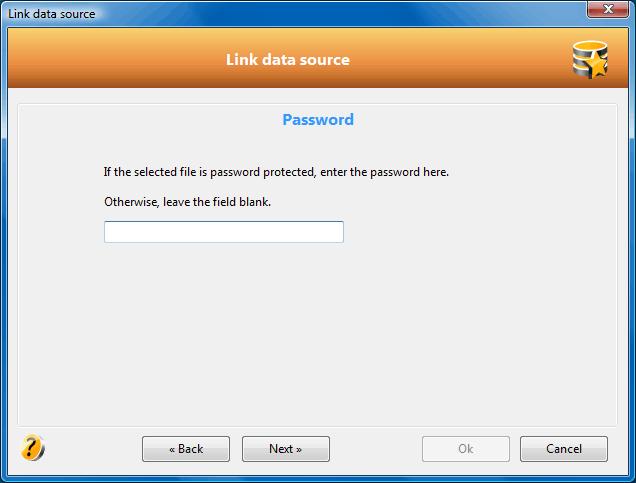 Entering A Password