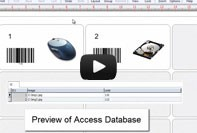 Connect Access database