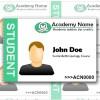 Student badge 1