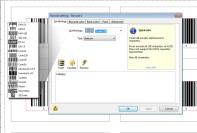 Codes à barres types qui Labeljoy peut générer