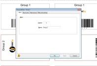 Usa la funzione gruppi