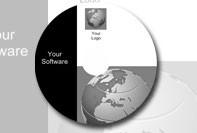 Software CD-label