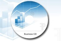 Business CD-label