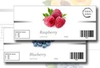 Label for jar