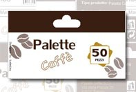 Palette product label