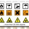 Знаки опасности для поставок